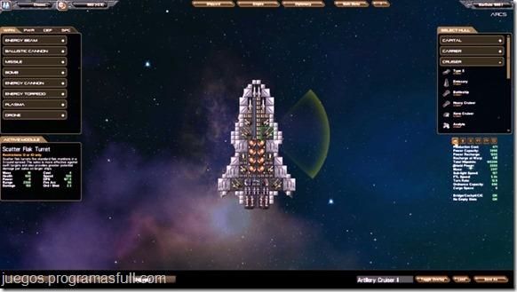 stardrive juego PC  sc1