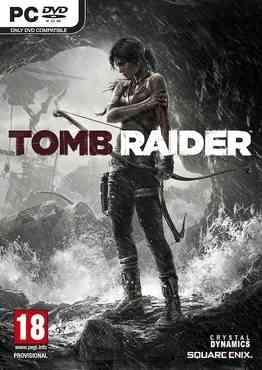 """juego  tomb raider 2013"""